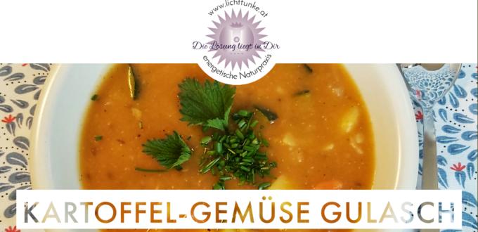 Kartoffel-Gemüse Gulasch